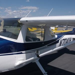 Cessna 150 Pic