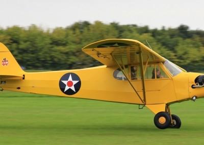 Piper J2 Aircraft